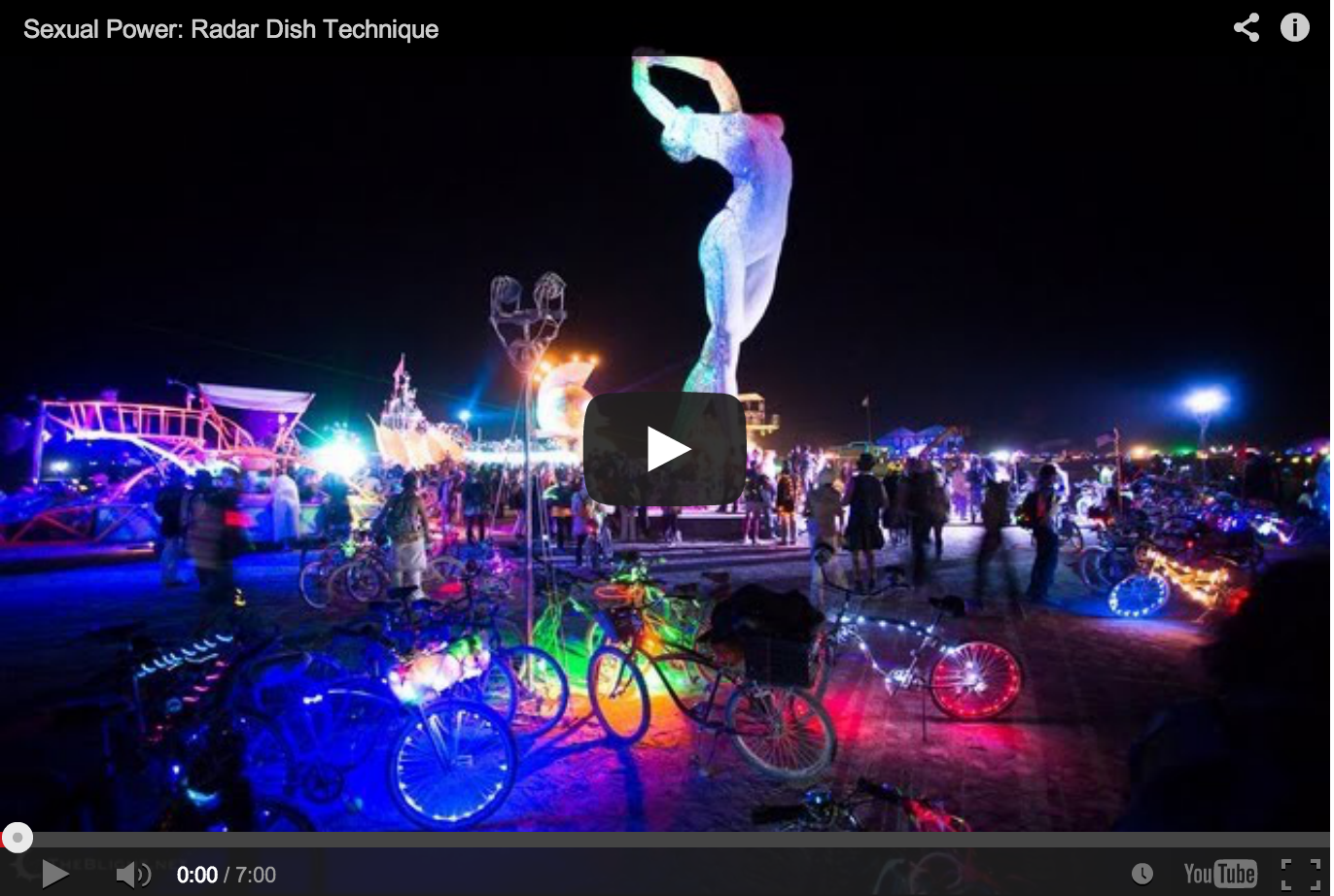 sexual power in committed relationships from burning man
